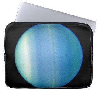 Uranus and Dark Spot Laptop Sleeve