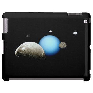 Uranus and Moons NASA Space
