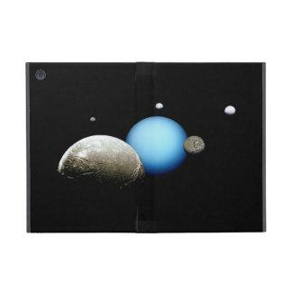 Uranus and Moons NASA Space iPad Mini Covers