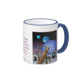 Uranus and Neptune Mug