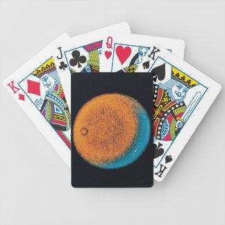 Uranus Bicycle Playing Cards