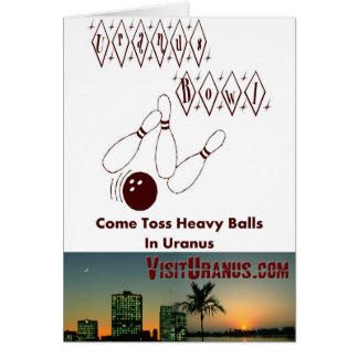 Uranus Bowl Card