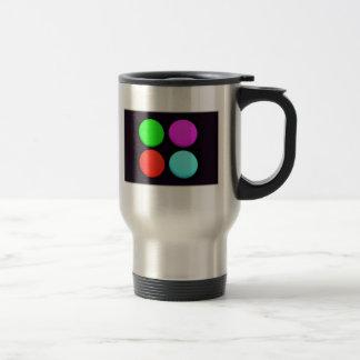 Uranus Collage Travel Mug