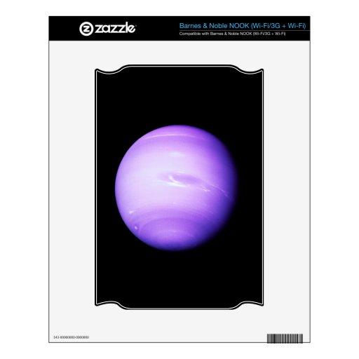 Uranus Decal For NOOK