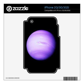 Uranus Decal For The iPhone 3