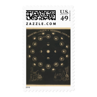 Uranus, Neptune Postage Stamps