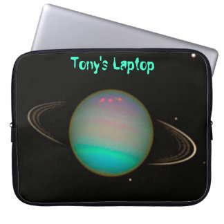 Uranus: Out of this World Laptop Sleeve