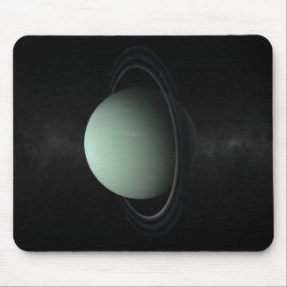 Uranus Planet Mousepad
