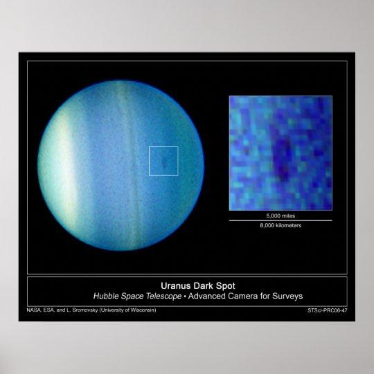 UranusDarkSpot-2006-47 Poster