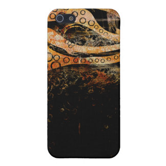 urban abstract decay iphone case