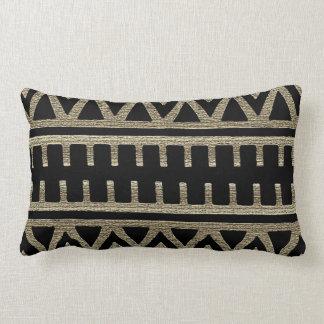 Urban African Design Lumbar Pillow