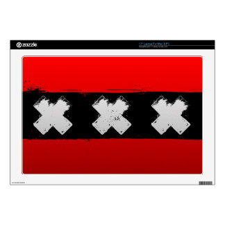 Urban Amsterdam Decal For Laptop