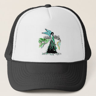 urban angel trucker hat