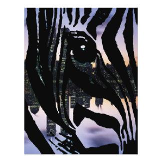 """Urban Animal 8.5"""" X 11"""" Flyer"""