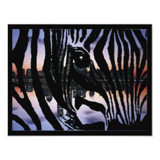 Urban Animal Card