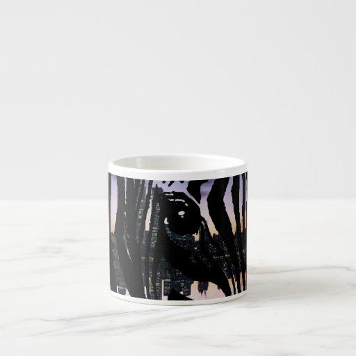 Urban Animal Espresso Mugs