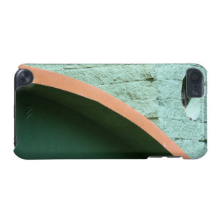 Urban architecture in green color iPod touch (5th generation) cover