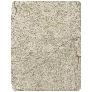 Urban areas of Germany 2 iPad Smart Cover
