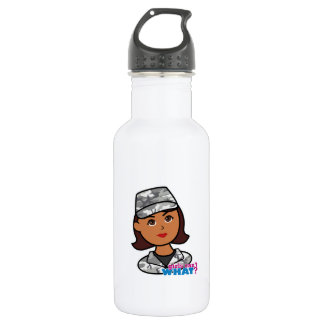 Urban Army Stainless Steel Water Bottle