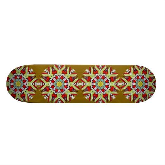 Urban Art 2 (Taupe) Skateboard Deck