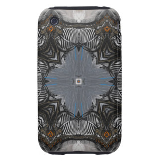 Urban Art Bones Tough iPhone 3 Covers