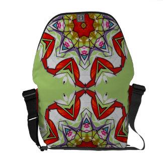 Urban Art (lt.green) Courier Bag