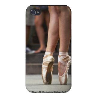 """Urban Ballerina"" iPhone 4/4S Covers"