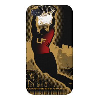 URBAN BASKETBALL INNERCITY iPhone 4/4S COVERS