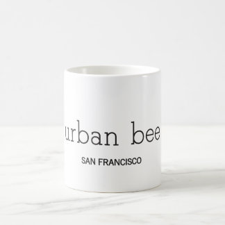 Urban Bee SF Mug