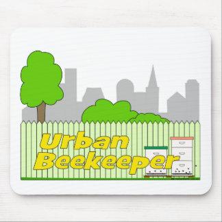 Urban Beekeeper - Mousepad