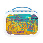 urban bicycle lunchboxes
