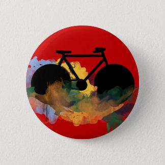 urban bike-art graphic illustration button