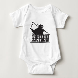 Urban Blight Baby Bodysuit