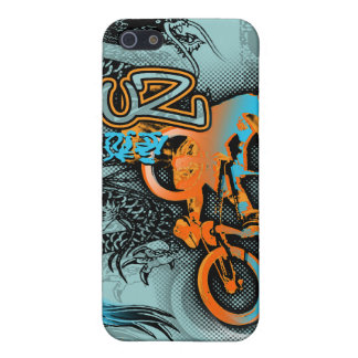 URBAN BMX ZONE COVER FOR iPhone 5