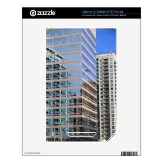 Urban Buildings Design Skins For NOOK Color