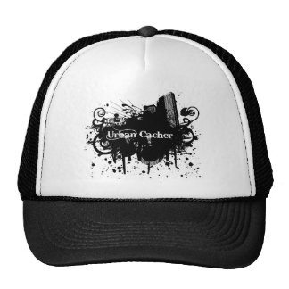 Urban Cacher Mesh Hats