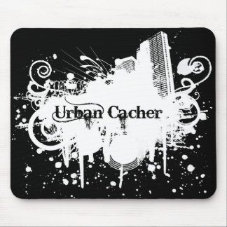 Urban Cacher Mouse Pad