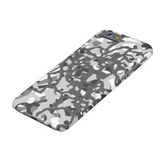 Urban Camo Abstract Pattern iPhone Case Barely There iPhone 6 Case