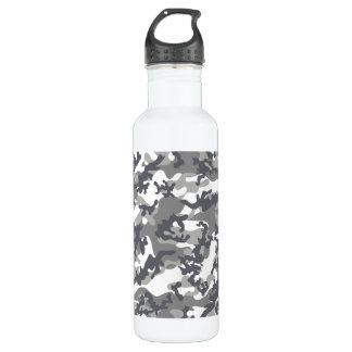Urban Camo Aluminum Stainless Steel Water Bottle
