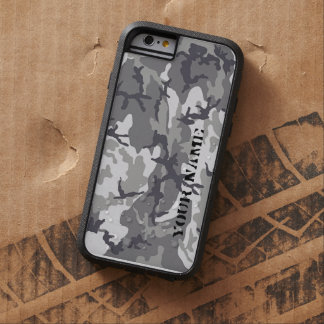 Urban Camo case Tough Xtreme iPhone 6 Case