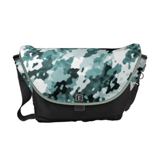 Urban Camo Custom Shoulder Bag - please see notes Courier Bag