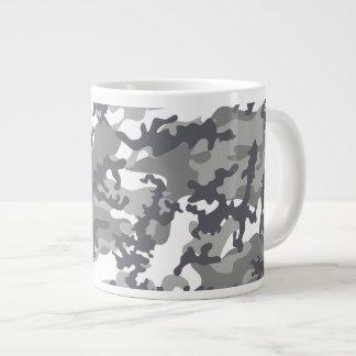 Urban Camo Glass Jumbo Mug