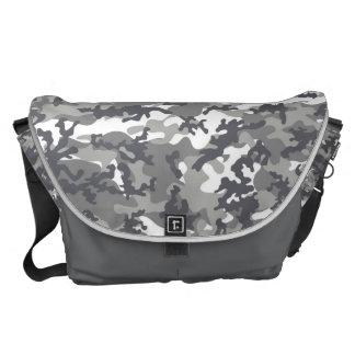 Urban Camo Large Zero Messenger Bag
