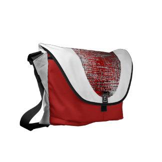 Urban Camo Courier Bag