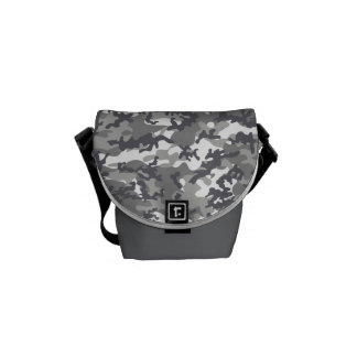 Urban Camo Mini Zero Messenger Bag