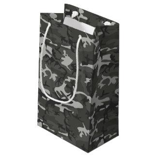 Urban Camo Pattern Camping and Hunting Small Gift Bag