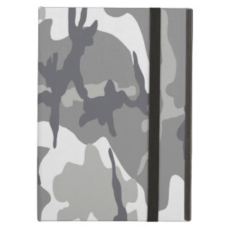 Urban Camo Pattern Case For iPad Air
