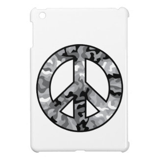 Urban Camo Peace Cover For The iPad Mini