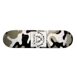 Urban Camo Skate Board Wild Bill's Guns