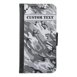 Urban Camo Smartphone Wallet w/ Text
